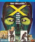 X: The Man With the X-Ray Eyes , Ray Milland