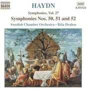 Symphonies 50-52 27 , Invocation