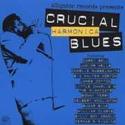 Crucial Harmonica Blues /  Various , Various Artists