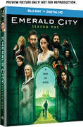 Emerald City: Season One , Vincent D'Onofrio