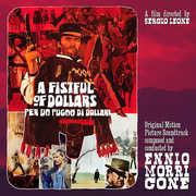 Per Un Pugno Di Dollari /  Fistful of (Original Soundtrack) , Ennio Morricone