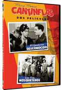 Cantinflas Double Feature - El Gendarme Desconocido /  Los TresMosqueteros