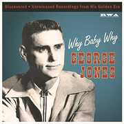 Why Baby Why [Import] , George Jones