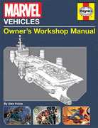 Marvel Vehicles: Owner's Workshop Manual (Marvel)