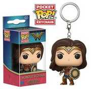 FUNKO POP! KEYCHAIN: DC Wonder Woman Movie - Wonder Woman