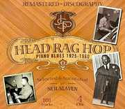 Head Rag Hop-Piano Blues 1925-1960 , Various Artists