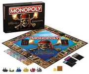 Monopoly: Pirates Of The Caribbean 2017