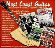 West Coast Guitar-Masters Of West Coast Guitar 1946-1956 , Various Artists