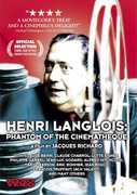 Henri Langlois: Phantom of the Cinematheque , Christian Auboire