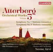 Atterberg: Orchestral Works 5
