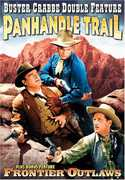 Buster Crabbe: Panhandle Trail /  Frontier Outlaws , Ted Adams