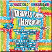 Party Tyme Karaoke: Tween Hits 10 /  Various , Various Artists