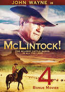 Mclintock (includes 4 Bonus Movies) , John Wayne