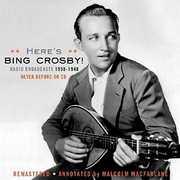 Radio Broadcasts 1938-1946 , Bing Crosby