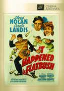 It Happened in Flatbush , Lloyd Nolan