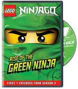 Lego Ninjago: Masters of Spinjitzu - Rise of Green , Kirby Morrow