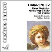 Oratorios: Caecilia /  Filius Prodigus , William Christie