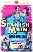 The Spanish Main , Maureen O'Hara