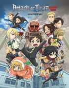 Attack On Titan: Junior High - The Complete Series