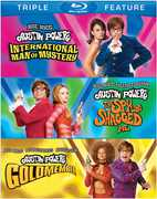 Austin Powers: International Man of Mystery /  Austin Powers: The Spy Who Shagged Me /  Austin Powers in Goldmember , Mike Myers