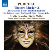 Purcell: Theatre Music 2