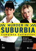 Murder in Suburbia Complete Collection , Caroline Catz