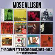 Complete Recordings: 1957-1962 , Mose Allison