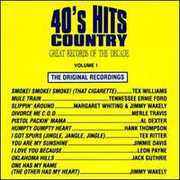40's Country Hits 1 /  Various , Various Artists
