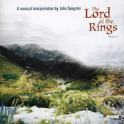 Lord Of The Rings, Vol. 3 , John Sangster