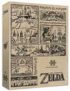 Puzzle (1000 Pc):The Legend Of Zelda: The Hero