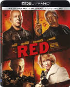Red , Bruce Willis