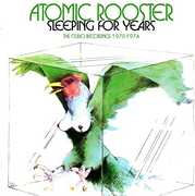 Sleeping For Years: Studio Recordings 1970-1974 [Import] , Atomic Rooster