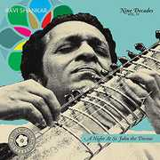Night at St. John the Divine-Nine Decades-4 , Ravi Shankar