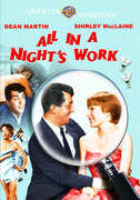 All in a Night's Work , Dean Martin