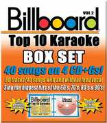 Billboard Top 10 Karaoke 2 , Various Artists