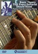 Guitar Method: Basic Theory That Every Guitarist 2 , Happy Traum