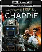 Chappie [4K Ultra HD + Blu-ray] , Hugh Jackman