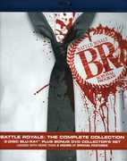 Battle Royale: The Complete Collection , Ryo Katsuji