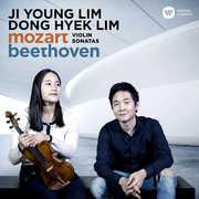 Mozart & Beethoven Sonatas , Ji Young Lim