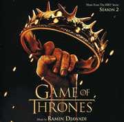 Game of Thrones: Season Two (Score) (Original Soundtrack) , Ramin Djawadi