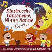 Filastrocche Canzoncine Ninne Nanne E Carillon /  Various [Import] , Various Artists
