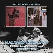 Ballad Style of Maynard Ferguson/ Alive & Well in [Import] , Maynard Ferguson