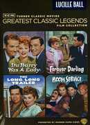 TCM Greatest Classic Legends Film Collection: Lucille Ball , Lucille Ball
