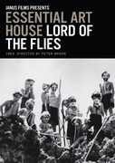 Lord of the Flies (1963) (Essential Art House) , James Aubrey