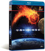 The Universe: The Complete Season Six , Erik Thompson