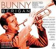 1931-1937: Selected Sides-classic Jazz , Bunny Berigan