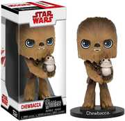 FUNKO WOBBLER: Star Wars - The Last Jedi - Chewbacca