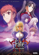 Fate/ Stay Night Tv Complete Collection