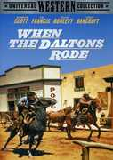 When the Daltons Rode , Randolph Scott