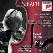 Violin Concertos 1 & 2 /  Double Concerto , J.S. Bach